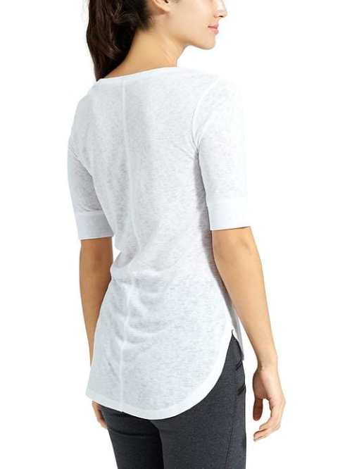 Rear end shirt Athleta