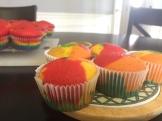 Rainbow Cupcake Haphazard